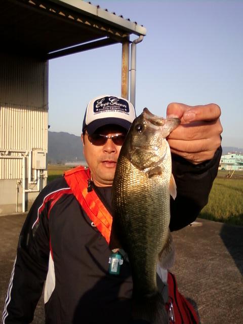 2012年 第7回 TBCスキルアップミーティング & バス釣り大会_a0153216_1485542.jpg