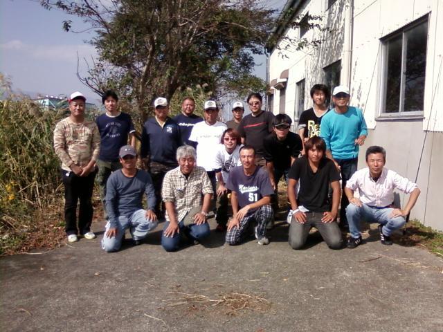 2012年 第7回 TBCスキルアップミーティング & バス釣り大会_a0153216_17535618.jpg