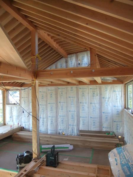 常滑N邸 単純なようで複雑な屋根形状!_c0225122_20192228.jpg