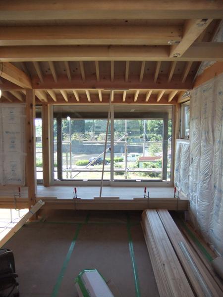 常滑N邸 単純なようで複雑な屋根形状!_c0225122_20193659.jpg