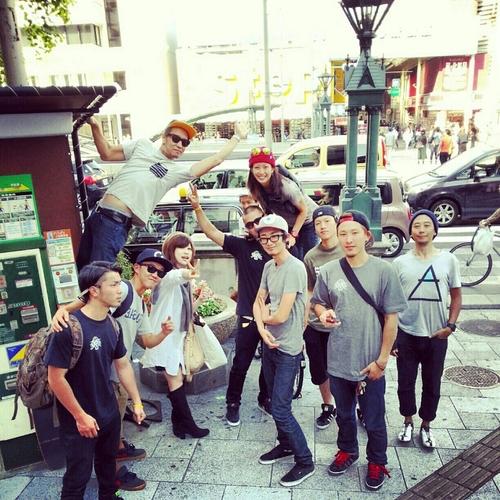 のりだおれ 大阪4日間の旅_e0173533_2140385.jpg