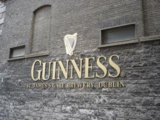 再会、そしてGuinness Storehouseへ_e0181036_10511564.jpg