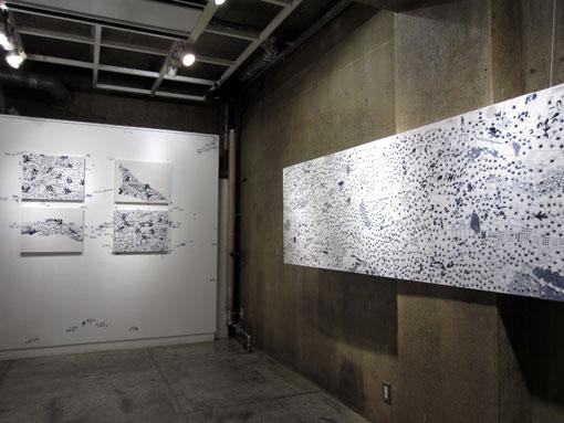 CHIE  Solo Exhibition始まりました。_c0096440_714960.jpg