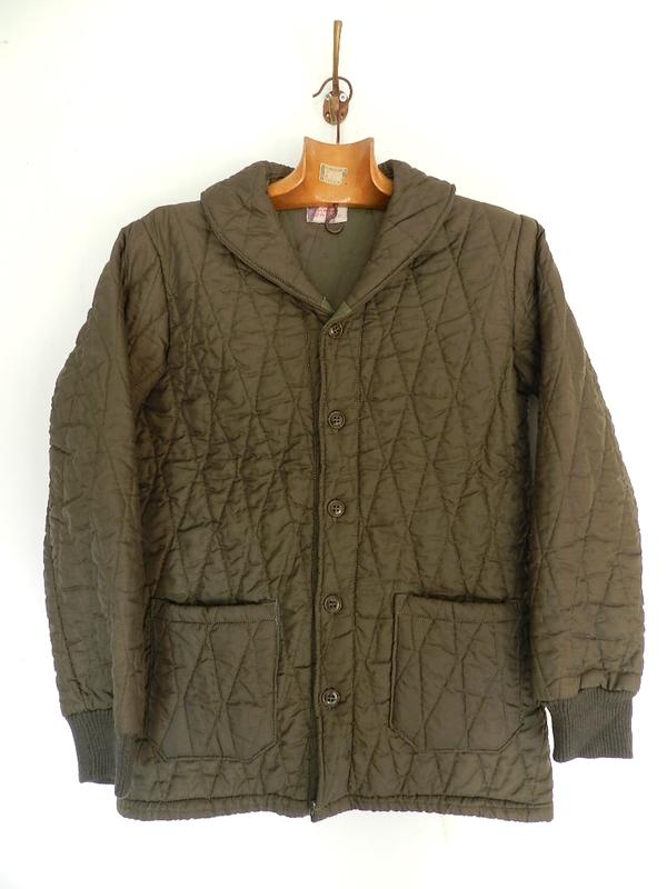German army quilting jacket Squat version_f0226051_12512040.jpg