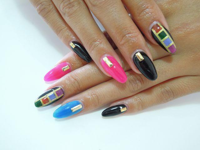 Colorful Nail_a0239065_1352252.jpg