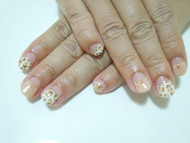 Leopard Nail_a0239065_1950593.jpg