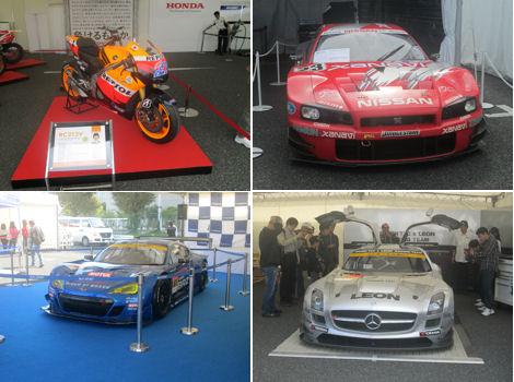 モータースポーツジャパン2012へ行ってきました_d0183174_20334415.jpg