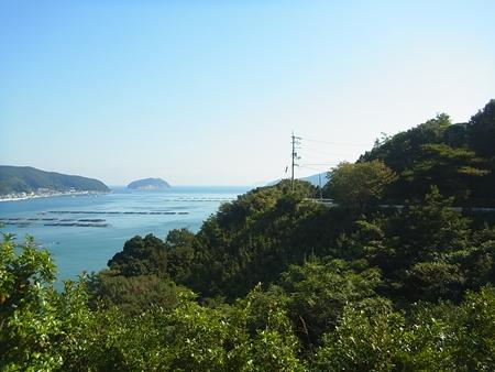 蒲生田岬へ_e0201281_2162129.jpg