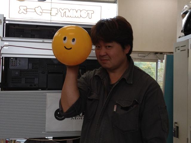 10月23日(火) 阿部ちゃんのニコニコブログ★_b0127002_1820503.jpg