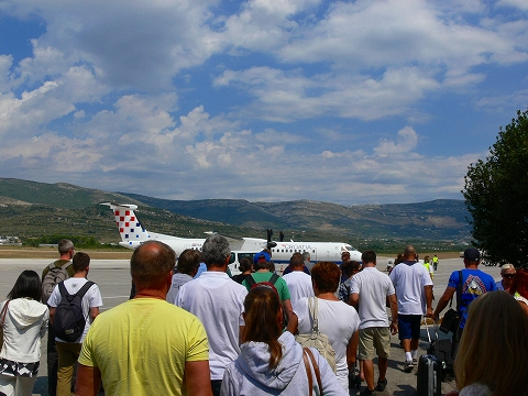 中欧家族旅行2012年08月-第五日目-クロアチアよさらば、ウィーンへ_c0153302_179166.jpg