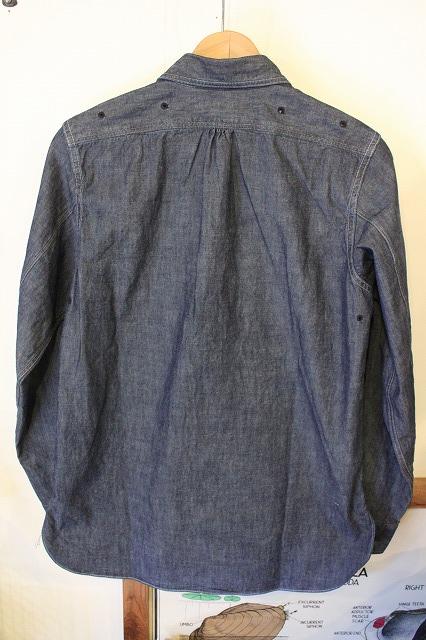 ワークシャツ。_d0121303_18483885.jpg