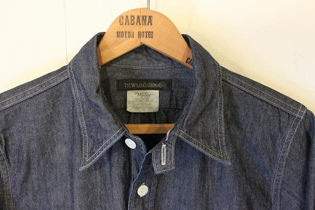 ワークシャツ。_d0121303_18493527.jpg