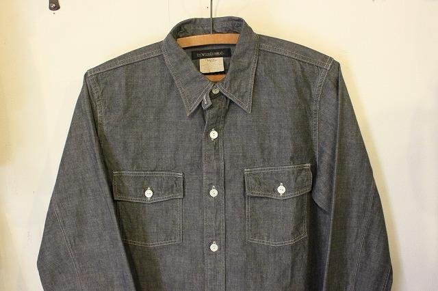 ワークシャツ。_d0121303_18503166.jpg