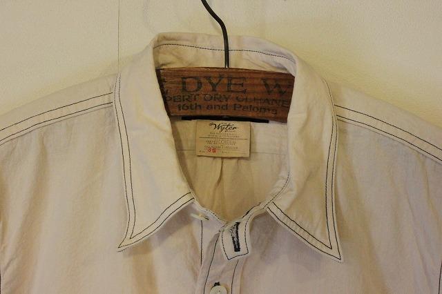 SNUG別注! ワークシャツ!_d0121303_1924479.jpg