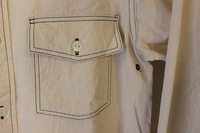 SNUG別注! ワークシャツ!_d0121303_1925783.jpg