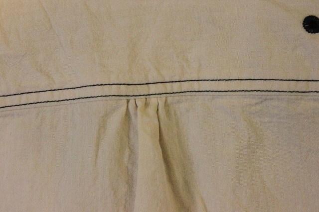 SNUG別注! ワークシャツ!_d0121303_19262313.jpg