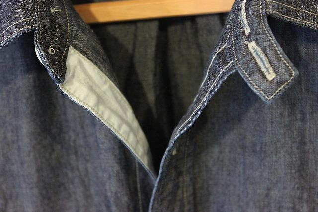 ワークシャツ。_d0121303_1933129.jpg