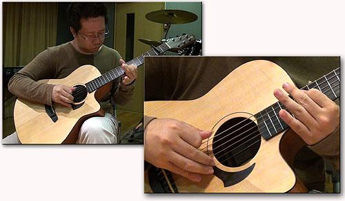 南澤大介先生の「ソロ・ギター・レッスン」 千葉2の4_c0137404_10411816.jpg