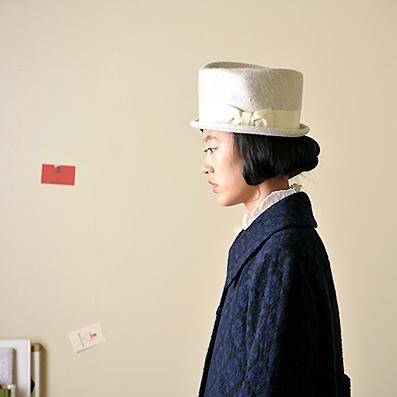 "furusawa masakazu "" Hat Exhibition at MIGRATORY ""_d0193211_17183864.jpg"