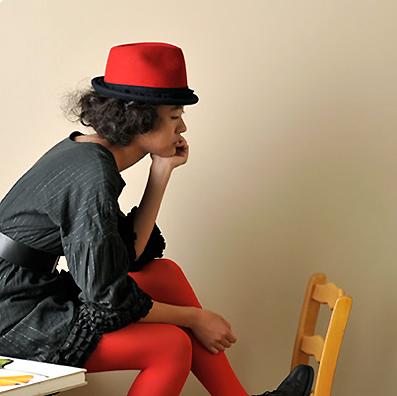 "furusawa masakazu "" Hat Exhibition at MIGRATORY ""_d0193211_1719384.jpg"