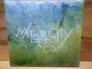 cero / My Lost City [NEW CD]_b0125413_18373974.jpg