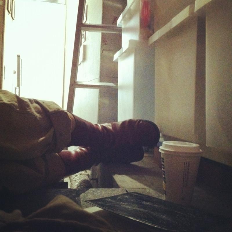 今日も寝てました。_b0123314_1355293.jpg