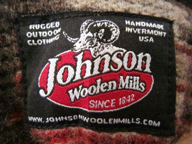 """Johnson Woolen Mills & WES HUMPSTON BOOK\"" ご紹介_f0191324_9486100.jpg"