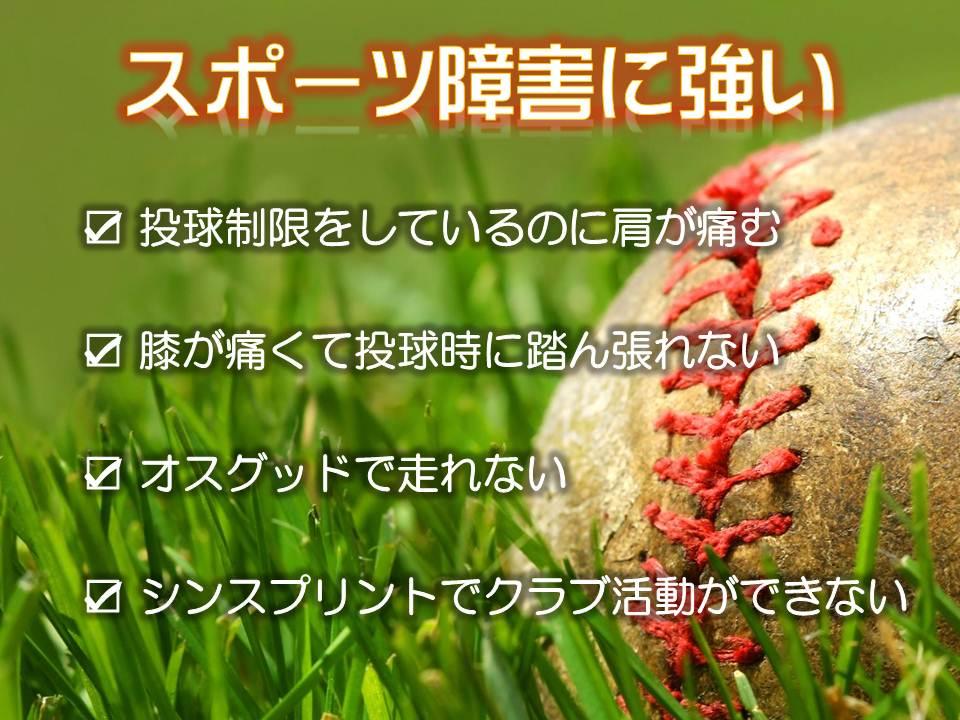 スポーツ障害 ~野球肩、野球肘~ 〇体のゆがみを科学する整骨院〇_a0070928_147169.jpg