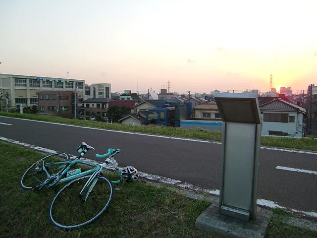 【チャリ】走る江戸川サイクリングロード2_a0293131_1525391.jpg