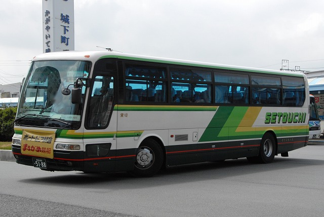 瀬戸内運輸~「U-」エアロバス(貸切車)~_a0164734_19523865.jpg