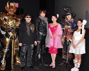 『牙狼<GARO>蒼哭ノ魔竜』@東京国際映画祭2012の舞台挨拶レポート _e0025035_11412943.jpg
