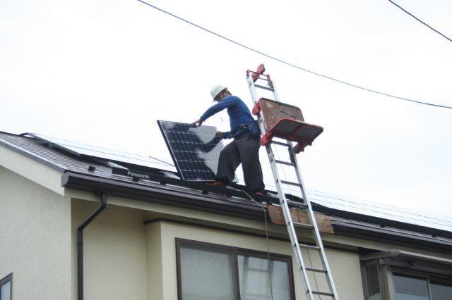Panasonic太陽光発電とCORONAエコキュート 4(小平市)_e0207151_18202537.jpg