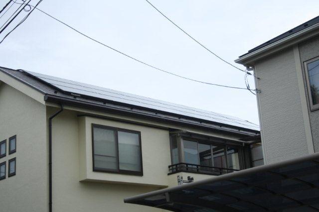 Panasonic太陽光発電とCORONAエコキュート 4(小平市)_e0207151_18282941.jpg