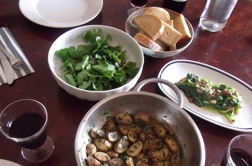 青菜で超簡単イタリアン_b0282654_12143355.jpg