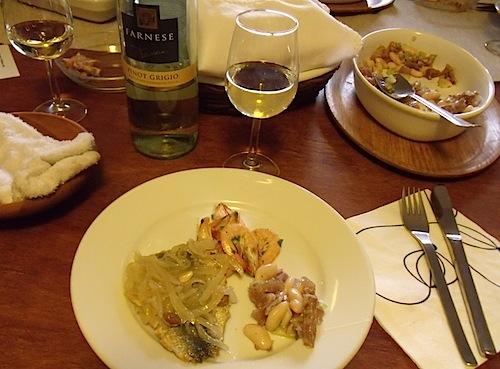 ヴェネツィア的料理教室 EL SAOR_b0282654_23433767.jpg