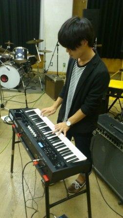 悲哀のキーボーディスト!永井く...