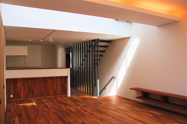コンパクトなキッチン「浅草の家」_f0230666_1536226.jpg