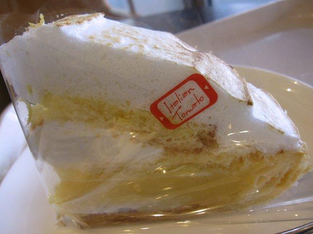 イタリアントマトCafe'Jr.@スペイン産地中海レモンのパイ_b0167979_2242186.jpg