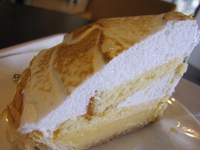 イタリアントマトCafe'Jr.@スペイン産地中海レモンのパイ_b0167979_224284.jpg