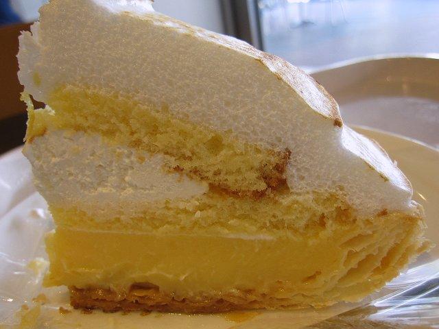 イタリアントマトCafe'Jr.@スペイン産地中海レモンのパイ_b0167979_2245292.jpg