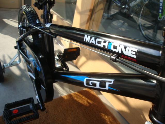 キッズバイク GT MACH ONE 入荷_e0138781_1811564.jpg