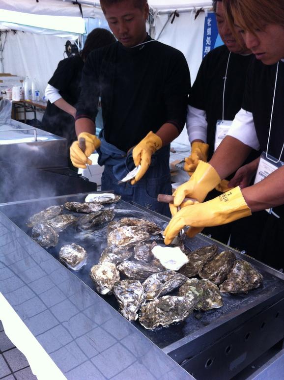 荒波牡蠣販売のご報告_d0157596_20353310.jpg