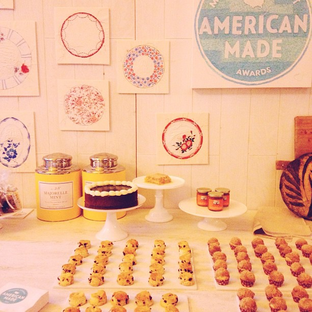 Martha Stewart American Made event in New York City_d0121897_6441846.jpg