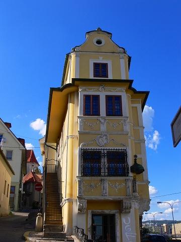 中欧家族旅行2012年08月-第五日目-スロヴァキア・ブラティスラヴァ散策_c0153302_1630442.jpg