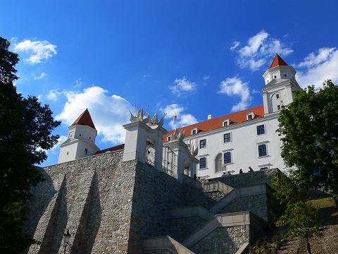 中欧家族旅行2012年08月-第五日目-スロヴァキア・ブラティスラヴァ散策_c0153302_16312196.jpg