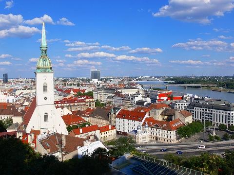 中欧家族旅行2012年08月-第五日目-スロヴァキア・ブラティスラヴァ散策_c0153302_16355270.jpg