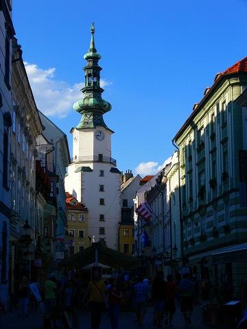 中欧家族旅行2012年08月-第五日目-スロヴァキア・ブラティスラヴァ散策_c0153302_16383950.jpg