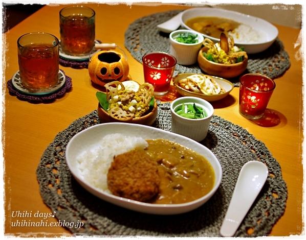 胡桃チーズのかぼちゃサラダ シナモン風味♪_f0179404_2142987.jpg
