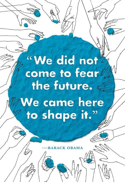 我々は、未来を恐れるためでなく、未来を形作るためにここに来た_b0007805_22532256.jpg