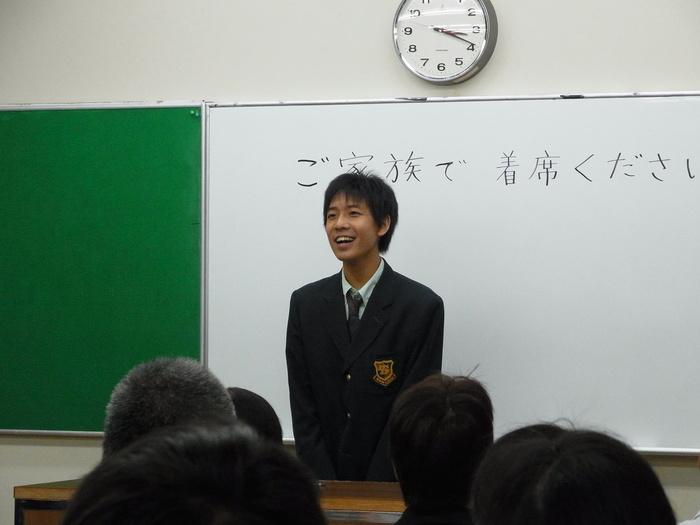 2013年度高校進学説明会のようす(第1部)_d0116009_827116.jpg